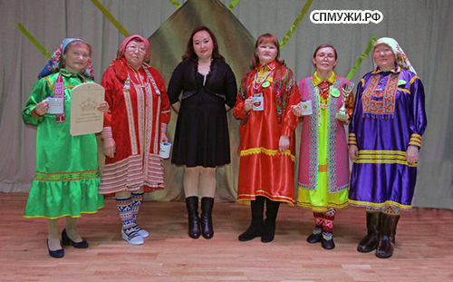 "За звание ""Мисс Азовчанка"" соревновались пять конкурсанток"
