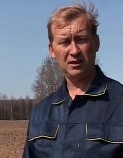 заместитель директора МСП «Мужевское» по полеводству Алексей Сидоров