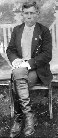 Попов Фёдор Петрович