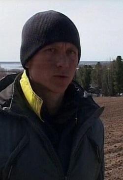 агроном сельхозпредприятия Руслан Мищенко