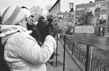 Новый проект районного музея нашел отклик у многих жителей села