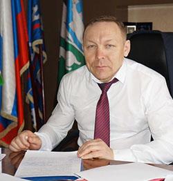глава района Андрей Валерианович Головин