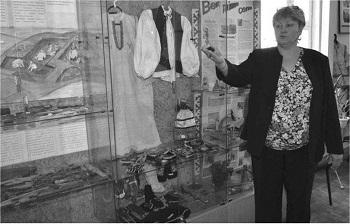 Нина Горнова: «За десять с лишним лет в музее накопился богатейший материал»