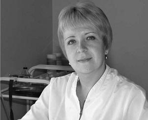 Медсестра дневного стационара при ЦРБ Мария Ануфриева